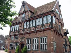 Altes Rathaus in  Wilster