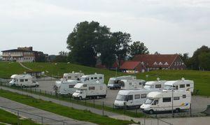 Wohnmobilstellplatz Brokdorf